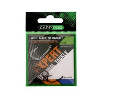 Крючки Carp Pro Wide Gape Straight BT Series №6