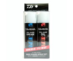 Смазка  Daiwa Reel Guard Spray Set компклект
