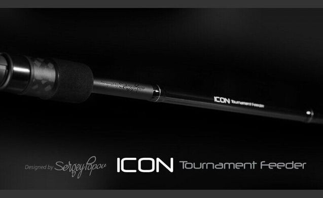 Удилище фидерное ZEMEX ICON Tournament Feeder 11ft - 50g