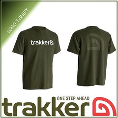 ФУТБОЛКА TRAKKER - LOGO T-SHIRT Medium