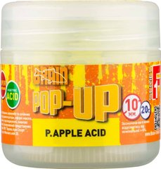 Бойлы Brain Pop-Up F1 P.Apple Acid (ананас) 10mm 20g
